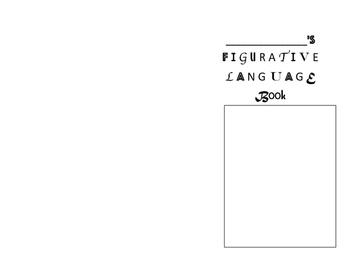 Figurative Language Mini-Book