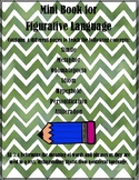 Figurative Language Mini Book