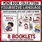 Figurative Language Mini Books
