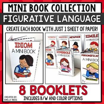 Figurative Language Mini Books