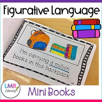 Figurative Language Activity-Mini Books