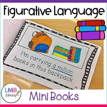 Figurative Language Activity-Mini Books
