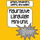 Figurative Language Mini-Unit