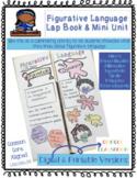 Figurative Language Mini Unit and Lap Book
