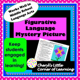 Figurative Language Mystery Picture