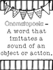 Figurative Language -  Onomatopoeia
