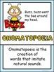 Figurative Language Onomatopoeia Resources