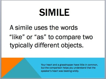 Figurative Language Overview