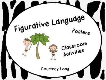 Figurative Language Packet: Jungle Theme