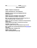 Figurative Language Packet - Study Guide and Worksheets