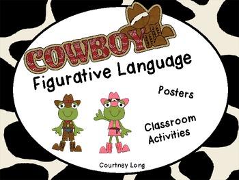 Figurative Language Packet: WesternTheme