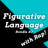 Figurative Language Passages and Worksheets Using Rap Song