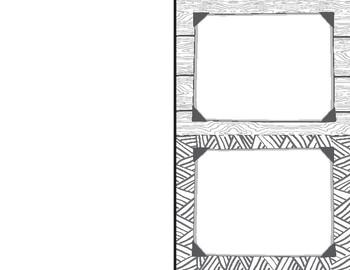 Figurative Language Picture Frames