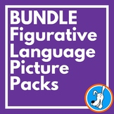 BUNDLE: Figurative Language Picture Packs