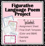 Figurative Language Poem Mini-Project