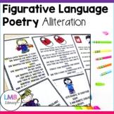 Figurative Language Activities, Alliteration Poems with Po