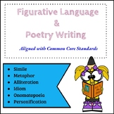 Figurative Language & Poetry Writing