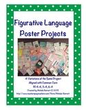 Figurative Language Poster Project