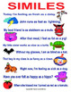 Figurative Language Poster Set    6 Total Posters!