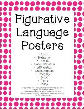 Figurative Language Posters
