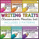 Traits of Writing Posters
