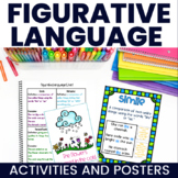 Figurative Language Lesson and Anchor Charts