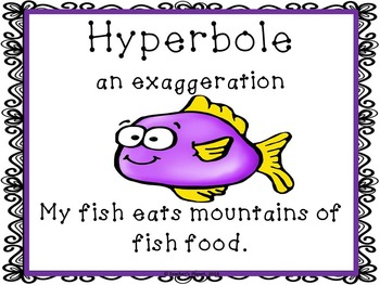 FREE Figurative Language Posters - Animal Themed!