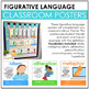 Figurative Language Posters & Bookmarks (Student Friendly!)