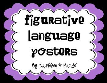 {FREEBIE} Figurative Language Posters