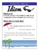 Figurative Language Posters Tropical Theme