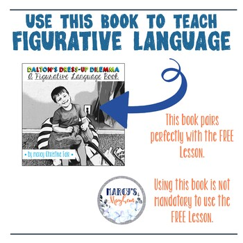 Figurative Language Posters and Assessment 3rd grade, 4th grade & 5th grade FREE
