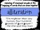 Figurative Language Posters for Secondary Students