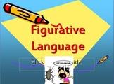 Figurative Language PowerPoint Presentations
