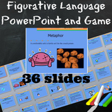 Figurative Language Powerpoint with game!