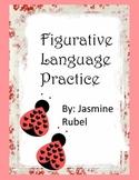 Figurative Language Practice
