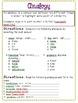 Figurative Language-  Practice with Analogies!