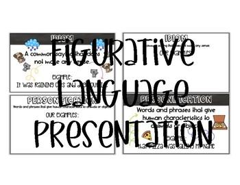 Figurative Language Presentation