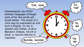 Figurative Language (Presentation & Worksheets)