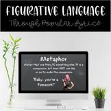 Figurative Language Presentation and Activity