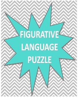 Figurative Language Puzzle