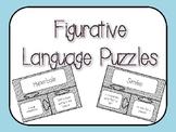 Figurative Language Puzzles