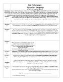 Figurative Language QR Code Quest
