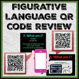 Figurative Language QR code review