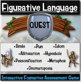Figurative Language Quest (Interactive Game Only)