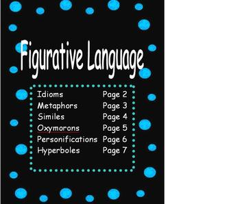 Figurative Language Reading