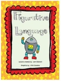 Figurative Language Reading Skill Unit