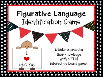 Figurative Language Recognition Game