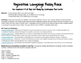 Figurative Language Relay Race