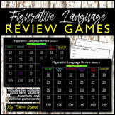 Figurative Language Review Games and Handouts