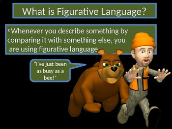 Figurative Language Review Power Point